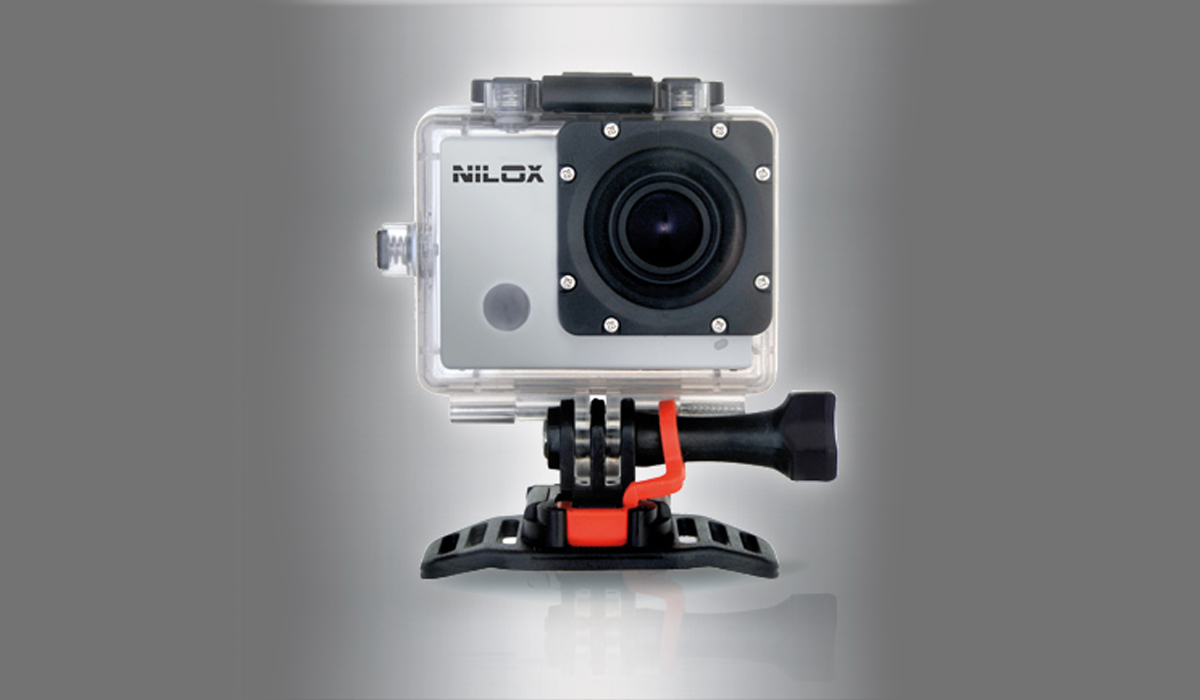 Nilox F-60 Reloaded, the action cam for snow addicted