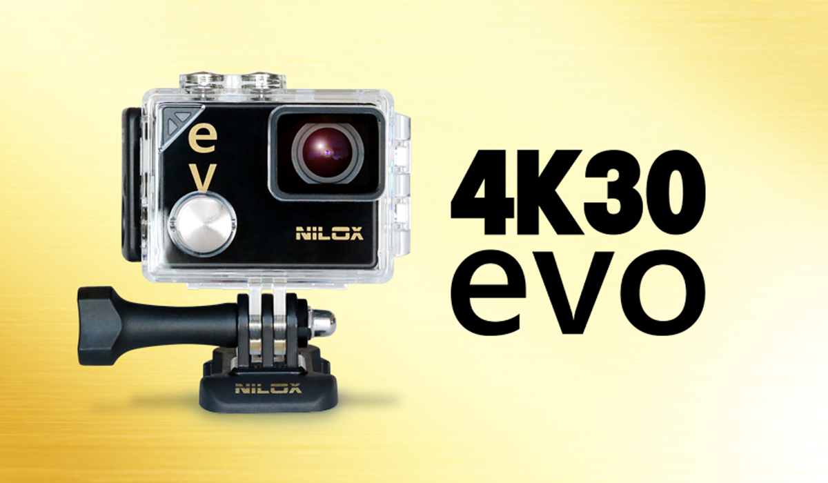 A high resolution summer with Nilox EVO 4K30