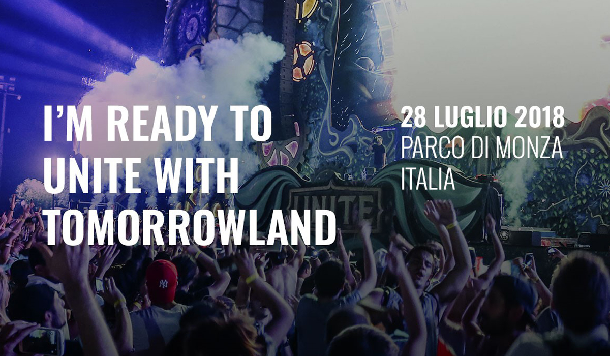 Win UNITE with Tomorrowland with Nilox
