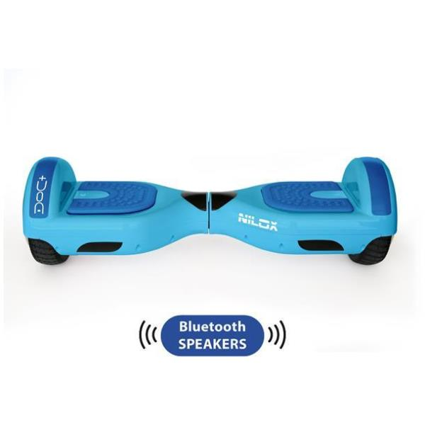 DOC HOVERBOARD PLUS SKY BLUE 6.5