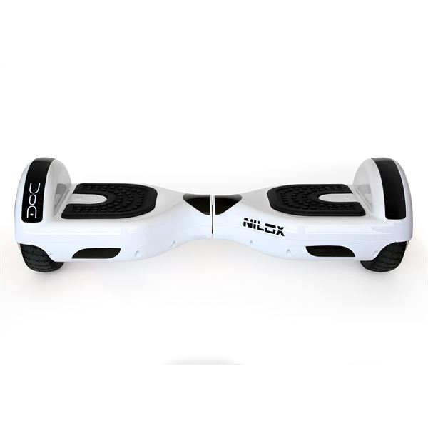 DOC HOVERBOARD WHITE 6.5